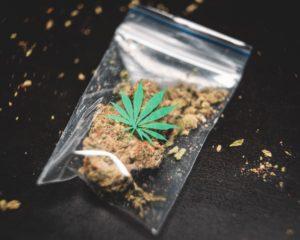 Jazda pod wpływem - marihuana